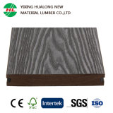 WPC 정원 Decking Co-Extrusion WPC 마루 널