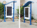 """55"""" de la publicité extérieure kiosque stand écran numérique LCD Totem"""