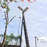 Venta caliente en las Filipinas 15W en una sola calle la luz solar
