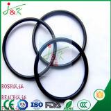 Het Rubber van het silicone, Rubber, Zwarte, Groene O-ringen FKM voor het Verzegelen