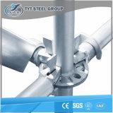 Tianjin Tyt 그룹의 제조에서 Electro-Galvanized 건축 비계 시스템 또는 반지 자물쇠 비계
