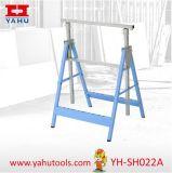 Sawhorse инструмента высоты козелки регулируемого дешевого всеобщего складывая (YH-SH022A)