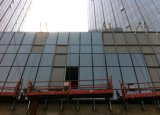 Topbright a transformé en unités le mur rideau invisible en verre
