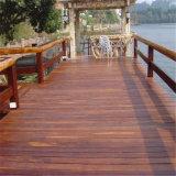 Огнезащитный деревянный пластичный составной настил цены WPC Decking/изготовления