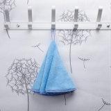 手のための綿の円形タオル