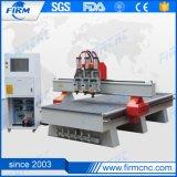 Máquina de grabado de talla de madera del Atc del ranurador neumático del CNC