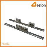 trasparenze d'acciaio della Tabella pranzante di 35mm