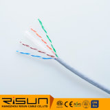 Высококачественный гибкий кабель UTP CAT6 кабель локальной сети с полихлорвиниловая оболочка