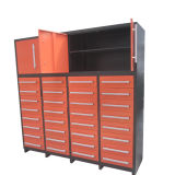 Cabinet Type Iron Heavy Duty Workshop Tool Armazenamento de armários
