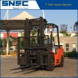Preço Diesel brandnew do Forklift 4ton de Snsc da qualidade de China