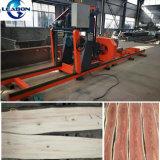 電動機木製バンド鋸引き機械は、堅い木製バンド見た