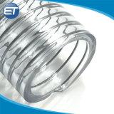大口径Anti-Abrasion適用範囲が広いPVC鋼線の補強されたホースの管