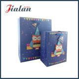 Bolsa de papel de regalo emergente