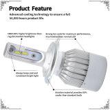セリウムのRoHSの証明LEDライトおよび自動バンパーが付いている最も新しいデザイン4000lm H4 LED車のヘッドライト