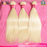 European Russian Blonde Hair / Keratin Straight Russian Hair
