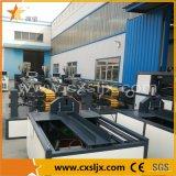 Ce de la Máquina de Extrudado del Tubo Doble del PVC de 16-50m M Certificado de Zhangjiagang