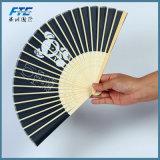 Ventilatori tenuti in mano pieganti stampati abitudine di seta resi personali del ventilatore della mano