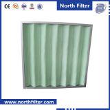 Алюминиевый фильтр панели рамки G4 с поддерживая решеткой