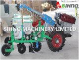 Máquina de semear manual do milho de 2 fileiras mini para o trator de passeio