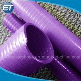 Espiral de PVC de gran tamaño La manguera de succión en la construcción y minería