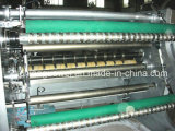 High Speed comandato da calcolatore Cutting Rewinding Machine per Plastic Film