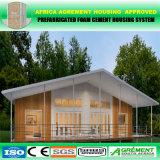 Vorfabrizierter mobiler modularer Kabine-Behälter mit großem Glaswindows