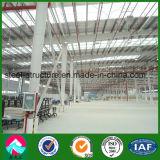 Workshop de Estrutura de aço pré-fabricados com alta qualidade