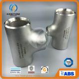 Accessorio per tubi uguale superiore del T di Smls dell'acciaio inossidabile di vendita Sch40s Wp316/316L (KT0204)