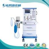 China-Lieferanten-preiswerteste Erste ERSTE HILFE bewegliche Anethesia Maschine S6100A