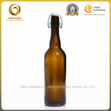 750 мл оранжевый цвет Grolsch пивных бутылок с бесплатный образец (1242)
