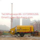 Arábia Saudita Venda quente! Empresas de pequeno e médio da bomba de concreto com eficiência e flexibilidade!
