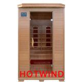 Stanza portatile di sauna di sauna di Hotwind di sauna di Infrared lontano 2016 per 2 genti (SEK-B2)