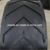 Ep Profils800/4 Chevron Courroie du convoyeur/M24 de la courroie du convoyeur