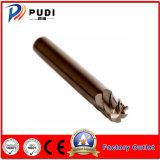 HRC55 Carboneto sólido 6 flautas Ferramenta de máquinas CNC