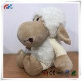 Color crema suave Peluche oveja Cordero juguete juguetes para bebés