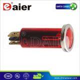 Indicador LED de alarma de incendio, el indicador luminoso (WL-02)
