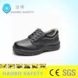 [أوس$5] فقط رخيصة بالجملة مطّاطة وحيد فولاذ إصبع قدم منتصفة لوحة [جنوين لثر] مسيكة متحمّل صناعيّة عمل يعمل أمان حذاء