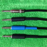 "1mètre 1/4 ""Mono to 1/4 Mono Guitar Cable"