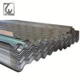 Strato d'acciaio del tetto di Curruagated di Gi di Dx51d per costruzione