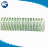 Une bonne flexibilité ondulé en PVC flexible d'aspiration avec un poids léger