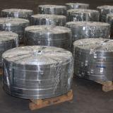 Tiras galvanizadas do aço, cortando bobinas para o cabo Amouring (padrão de ASTM)