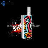 PE van Conseal van Graffiti Patroon van Cbd van de Pen van Vape van de Olie van Cbd de Dikke