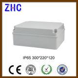 Do interruptor elétrico plástico da tomada da série 240*190*90 do NT caixa de junção impermeável articulada distribuição