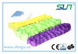 Eindeloze Violette 1t*3m Ronde Slinger met Ce/GS