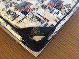 Soem komprimierte mit hoher Schreibdichte Schaumgummi-und Taschen-Sprung-Matratze