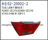 KIAの最適2009年のための自動車部品のテールランプ。 OEM: 92401-2g600/92402-2g600