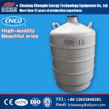 Малое цена контейнера жидкого азота криогенного хранения емкости