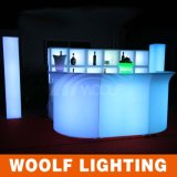 Usado Commercial Bar Sale / Iluminado LED Bar Counter