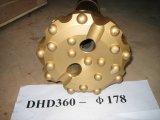 """6つの""""鉱山および井戸の訓練のためのDTHの穴あけ工具"""