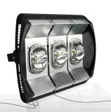 Éclairage extérieur multifonction 165W à LED Lampe d'inondation de tunnel